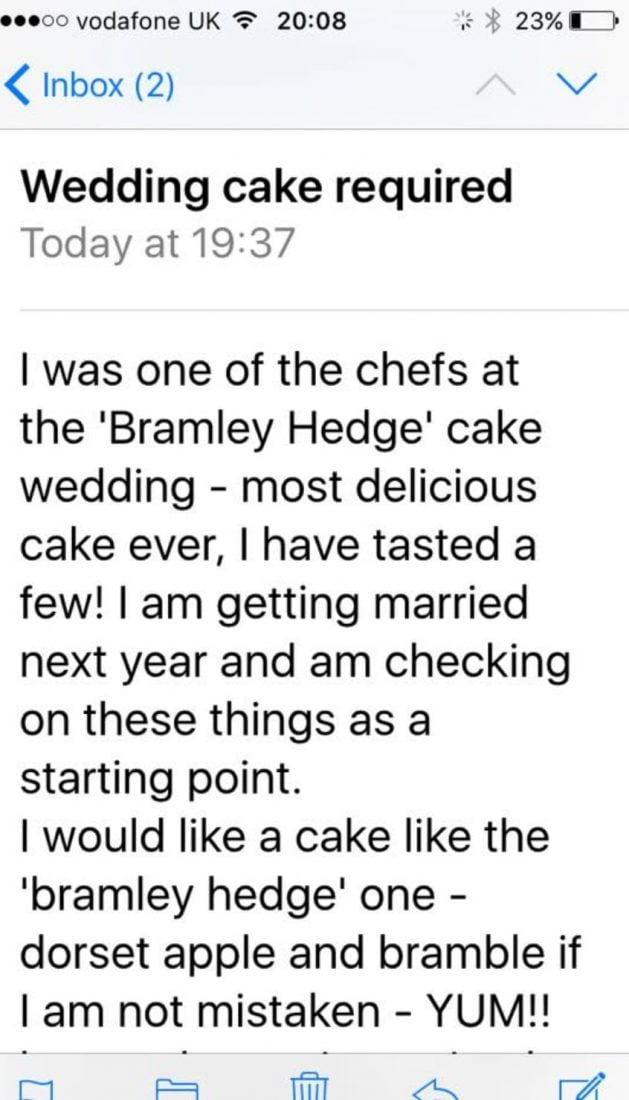 Review from a chef.