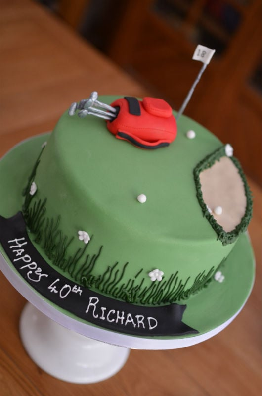 Birthday Cakes for Him, Mens and Boys Birthday Cakes ...