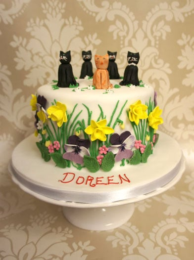 cats-cake