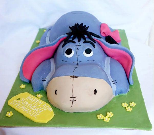eeyore-donkey-cake