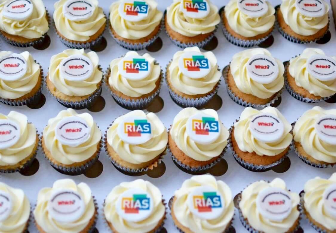 Corporate cupcakes 900!