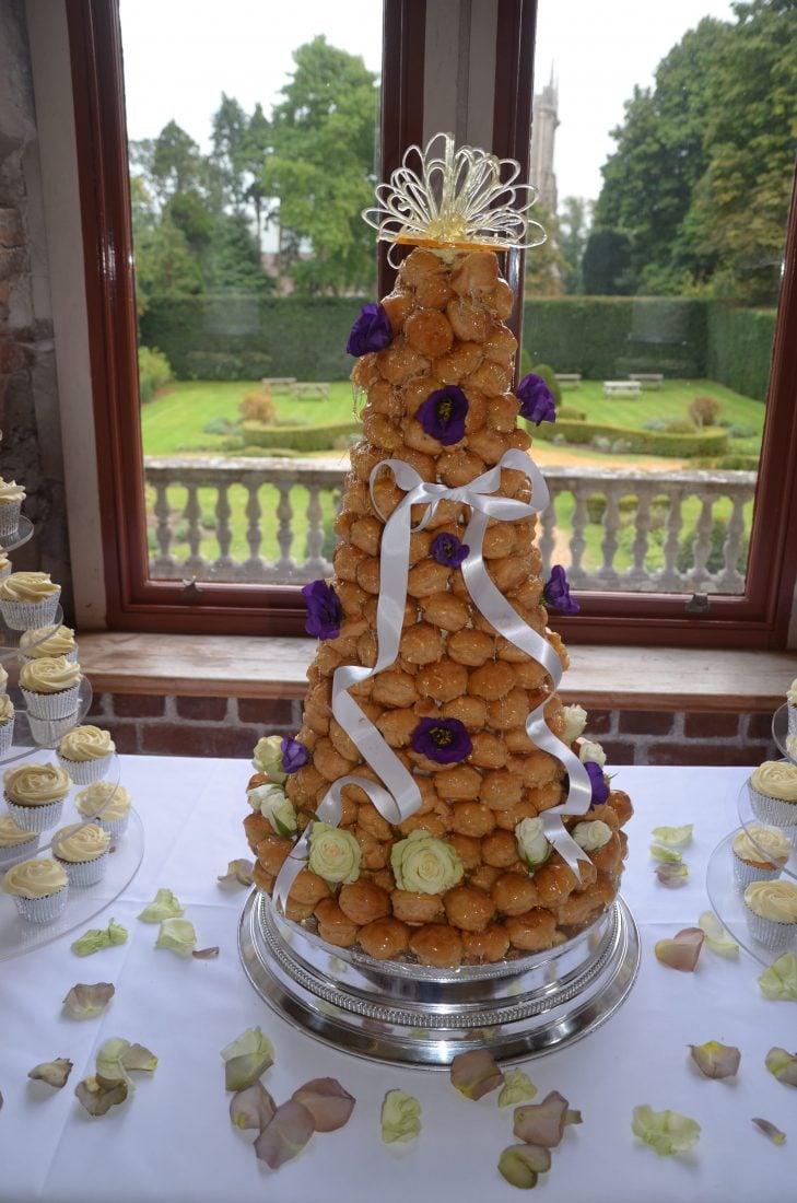 Croquembouche Wedding Cakes Dorset French Wedding Cakes Hampshire Coast Cakes