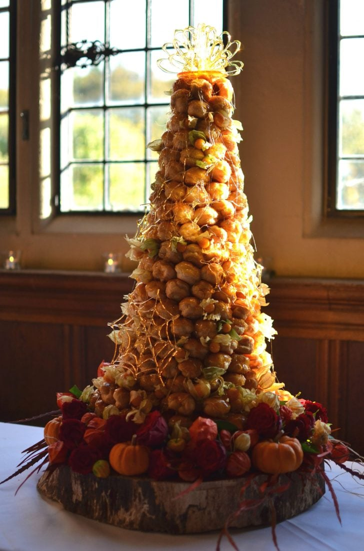 Please see Croquembouche page