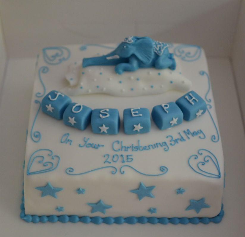 Baby Showers Bournemouth ~ Christening cakes and baptism hampshire dorset